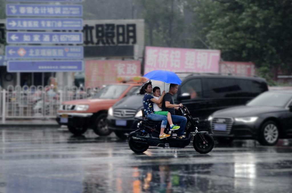 Family Joy Ride by yaorenliu