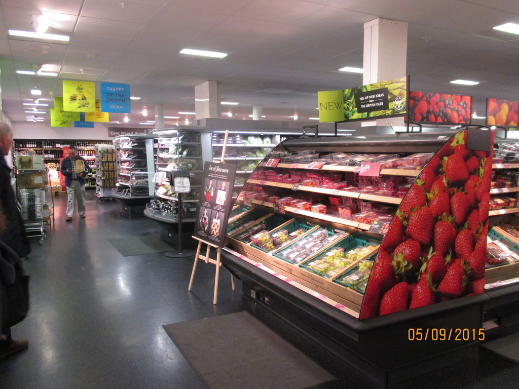 Marks and Spencers, Bury St Edmunds by g3xbm
