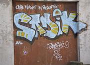 3rd Sep 2015 - graffeti or street art