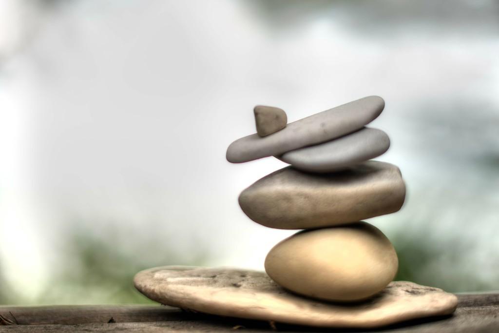 Zen...Stay Balanced by taffy