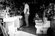 7th Sep 2015 - Street Bathroom Trade