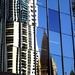 Cathedral in reflection St Johns  Brisbane by 777margo