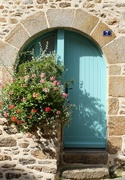 9th Sep 2015 - A Year of Days: Day 252 - Baby Blue Door