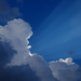 SOOC Light From Behind the Clouds by rosiekerr