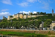 11th Sep 2015 - A Year of Days: Day 254 - Château de Chinon by Day