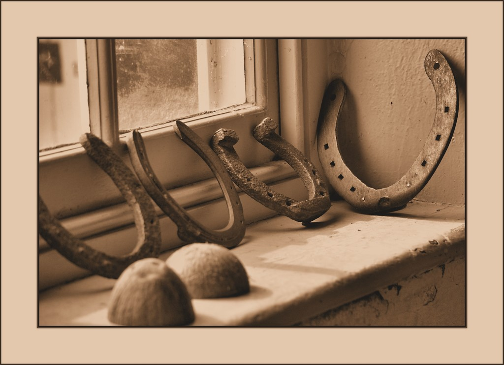 Stable Windowsill by barneyone
