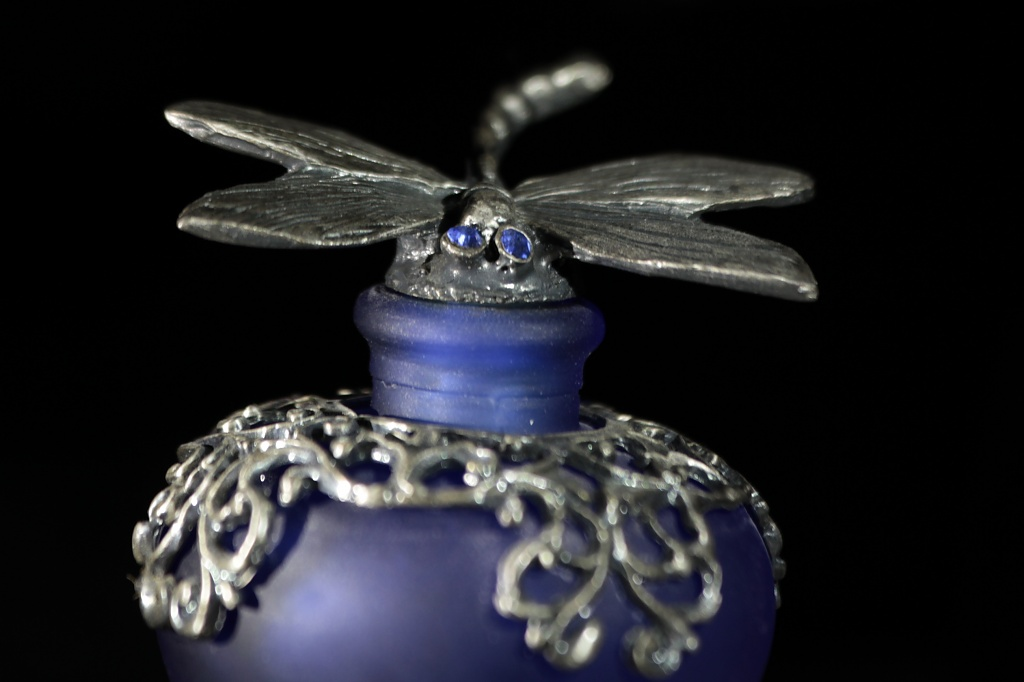 Perfume Bottle by robv