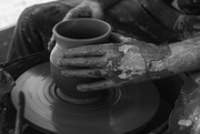 13th Sep 2015 - Potters Hands