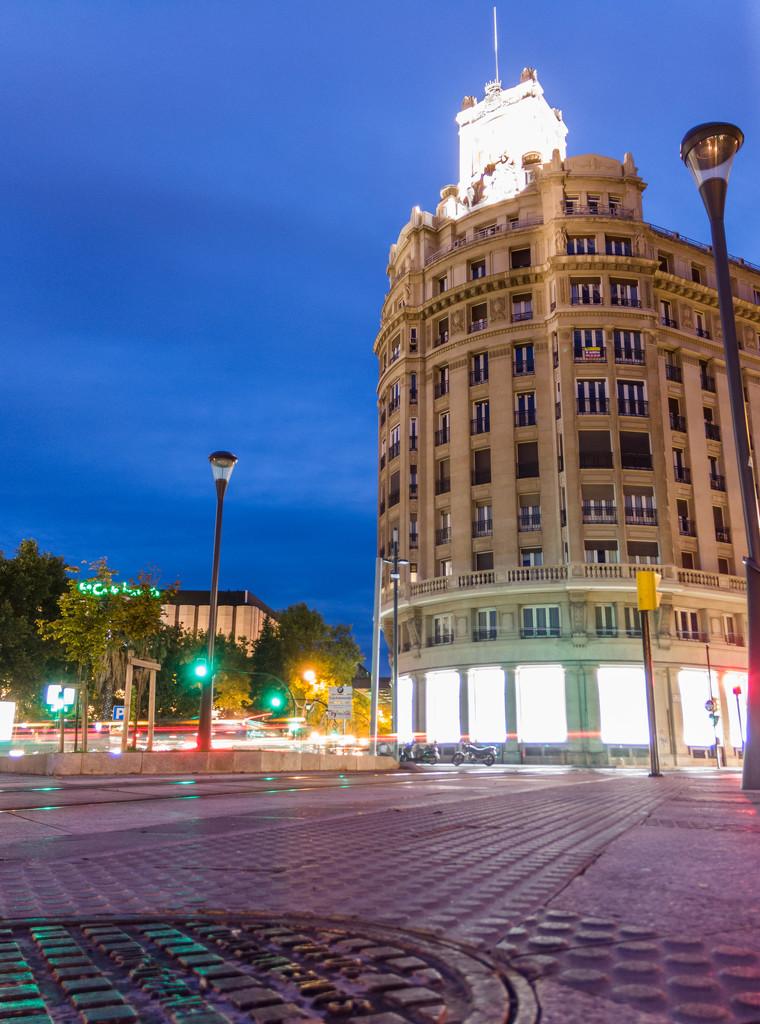Night walk by petaqui