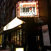 18th Sep 2015 - American Idiot Musical