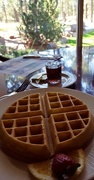 11th Sep 2015 - Waffle with a view