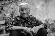 21st Sep 2015 - Delightful Village Lady