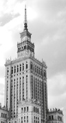 16th Sep 2015 - Warsaw Palace of Culture and Science