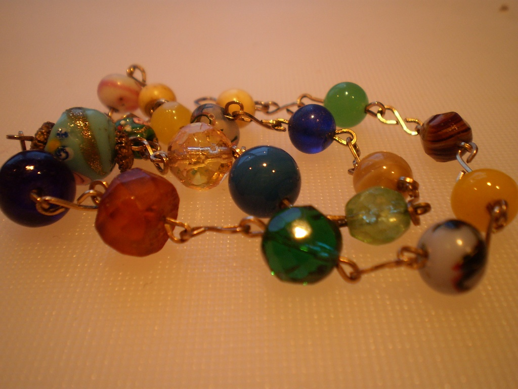 Antique necklace. by snowy