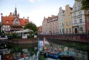 17th Sep 2015 - Gdansk Reflection