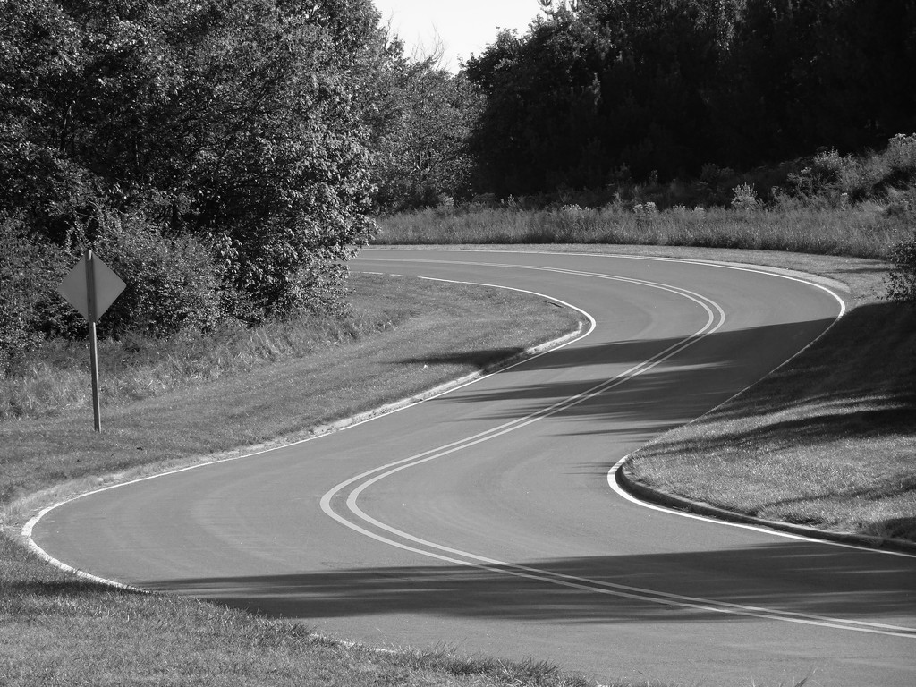 S curve road by jae_at_wits_end