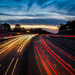 Highway Lights by rosiekerr