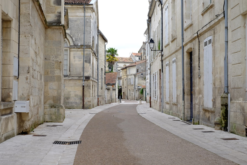 NF-SOOC-2015 Day 24: A backstreet in Saintes by vignouse