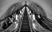 24th Sep 2015 - Moscow Subway Escalator