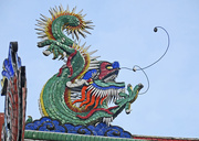 26th Sep 2015 - Roof Top Dragon