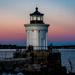 Sunset at Bug Light by joansmor