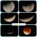 Supermoon Lunar Eclipse by craftymeg