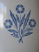 29th Sep 2015 - Corning Ware flowers