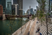 28th Sep 2015 - Chicago's New Riverwalk Extension