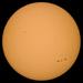 Backyard Solar Observations
