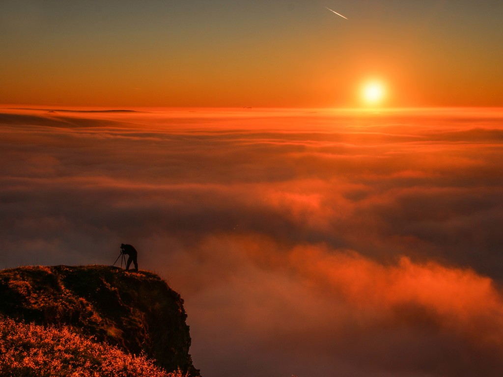 Photographers Dream Sunrise by shepherdmanswife