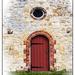 'Eye' watch over Door! by ivan