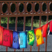 mimbreño prayer flags