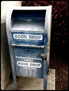4th Oct 2015 - Book drop