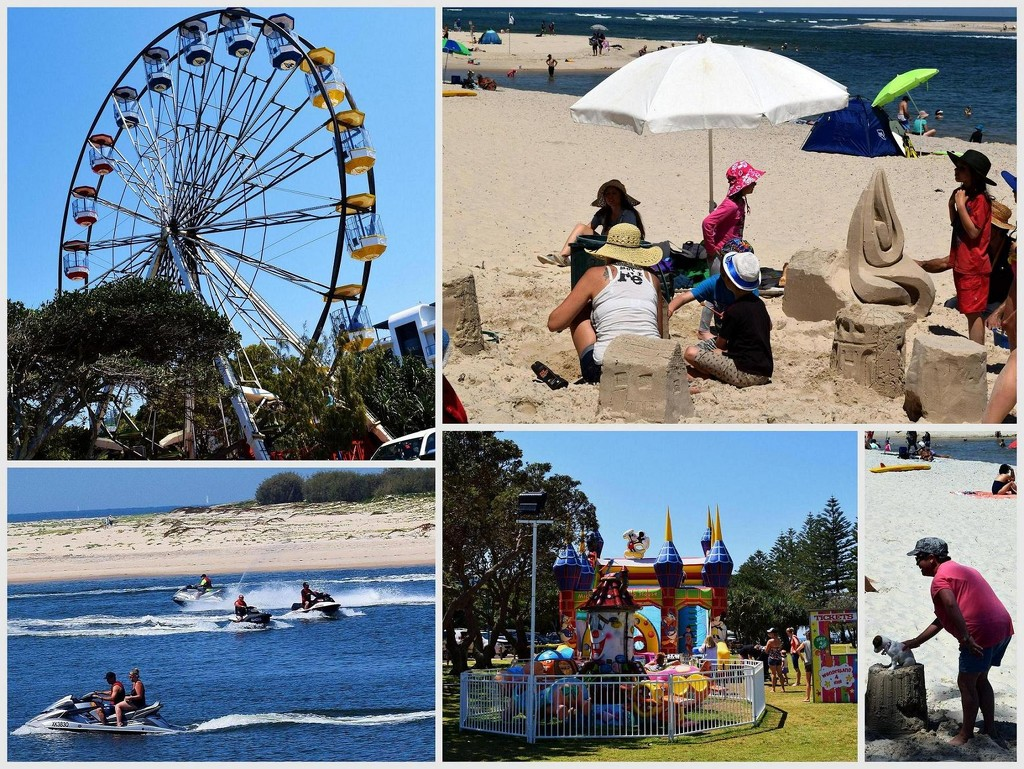 Beach Holiday Fun ! by happysnaps