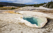 5th Oct 2015 - Heart Spring Yellowstone