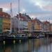 Nyhavn by Morning Light