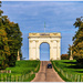 A Grand Entrance (The Corinthian Arch,Stowe Gardens)