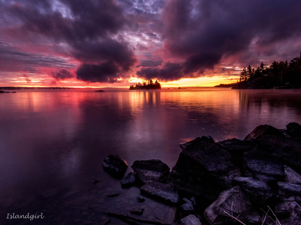 Before Sunrise by radiogirl