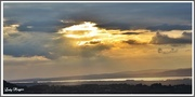10th Oct 2015 - Evening Sky over the Severn Valley.