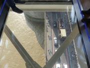 10th Oct 2015 - View Through Glass Walkway of Tower Bridge
