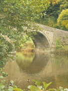 10th Oct 2015 - The old bridge at Ludlow...