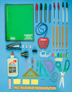 10th Oct 2015 - (Day 239) - Supplies Neatly Organized
