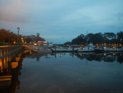 28th Sep 2015 - Shelter Cove Harbour & Marina at sunset