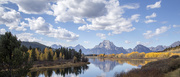 16th Oct 2015 - Oxbow Bend Grand Teton