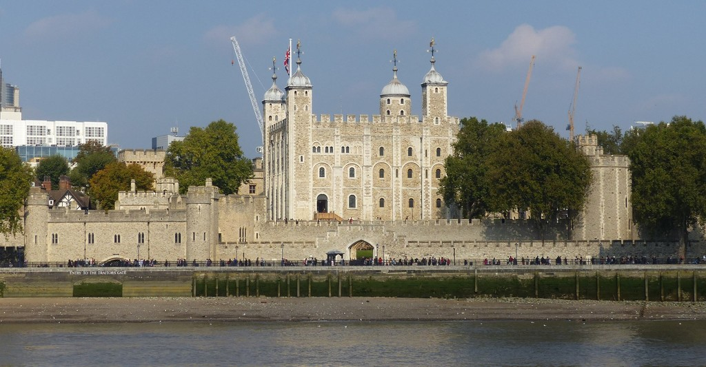 Tower of London by susiemc