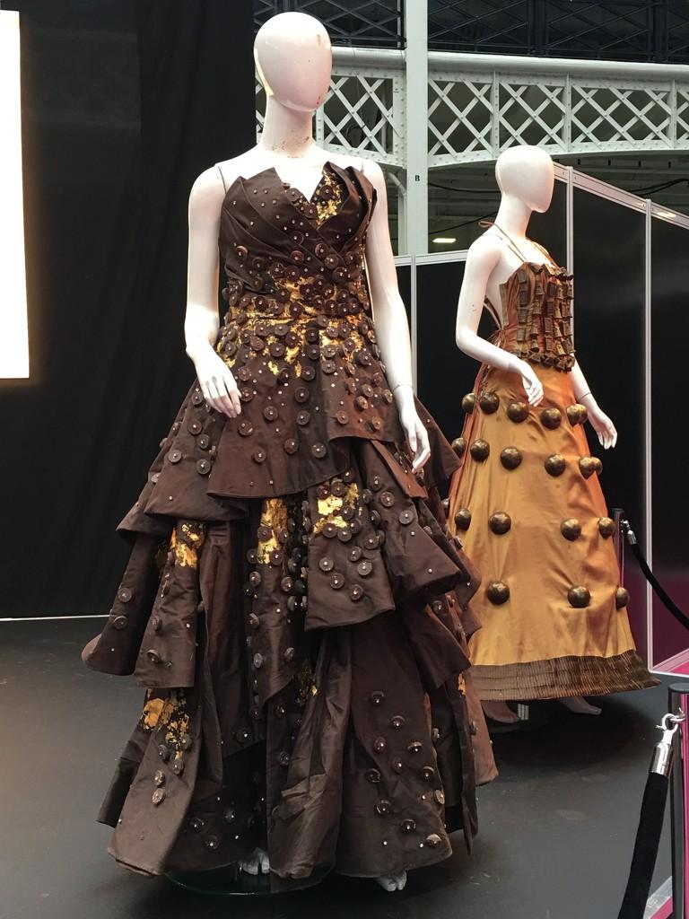 The Chocolate Show - Fashion! by bizziebeeme