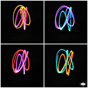 17th Oct 2015 - Colorful Poi