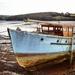 Boat Graveyard by swillinbillyflynn