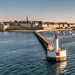 Leaving St Malo by vignouse