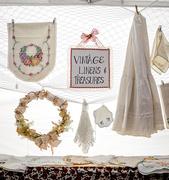 19th Oct 2015 - Vintage Linens